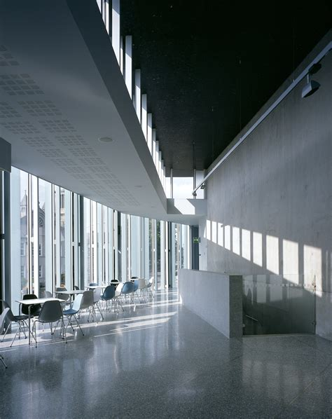 Foyer Architecture Gallery Of Solstice Arts Centre Grafton Architects 5