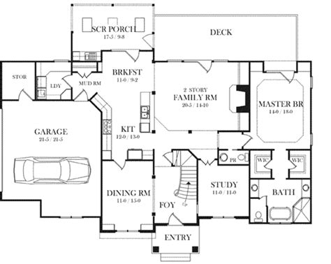 2 story house plans with master on main floor 100 2 story house plans with master on main floor best