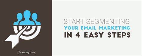 Detox Your In 4 Easy Steps by 4 And Easy Email Marketing Segmentation Steps