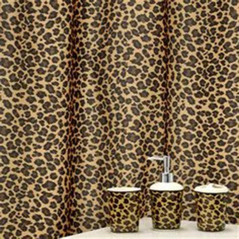 Leopard Print Bathroom Decor by Leopard Bathroom Decor On Leopard Print