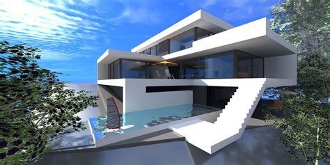 spectacular modern minecraft house designs