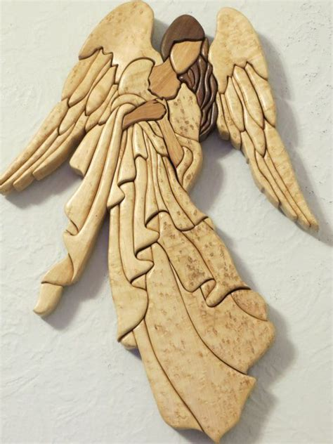 wood pattern for angel 204 best scroll saw religious inspirational angels