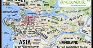 this judgmental map of vancouver will make you uncomfortable