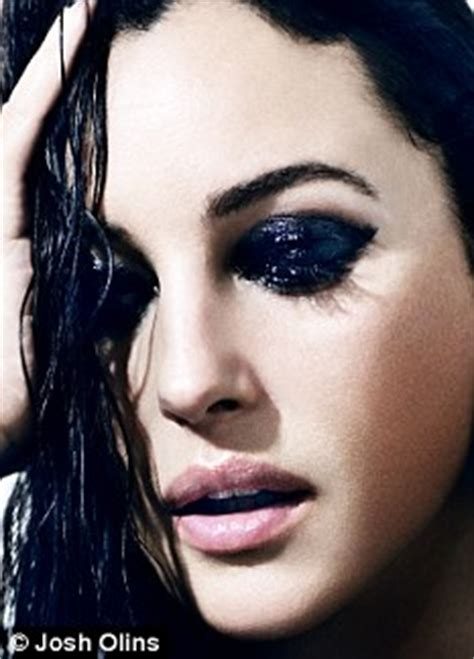 monica bellucci walk monica bellucci on marriage motherhood and her appetite