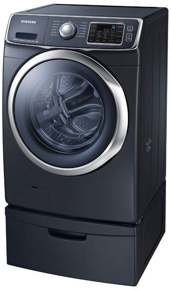 samsung wf45h6300ag 27 inch 4 5 cu ft front load washer with 13 wash cycles 1 300 rpm steam