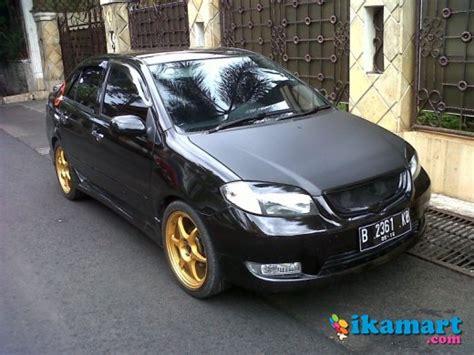 Mobil Vios Limo jual vios limo 2004 hitam modif mobil