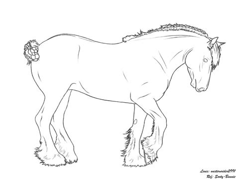 coloring pages of clydesdale horses white coloring pages 196 clydesdale coloring