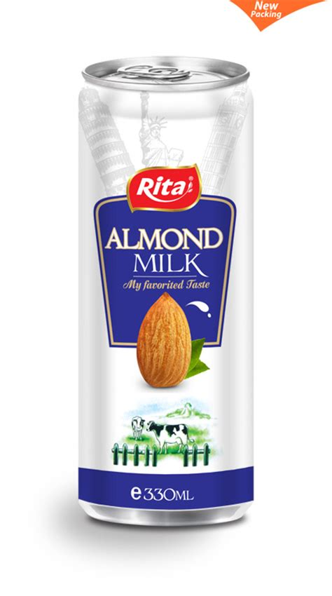 Almond Milk Chocolate 250 Ml corn milk 250ml label beverages