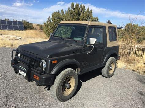 1987 Suzuki Samurai For Sale Suzuki Samurai 1987 For Sale