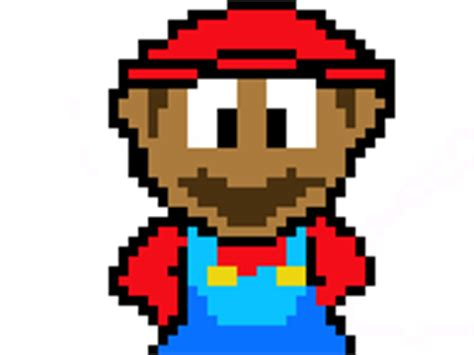 Drawing 8 Bit Characters by 8bit Gif Find On Giphy