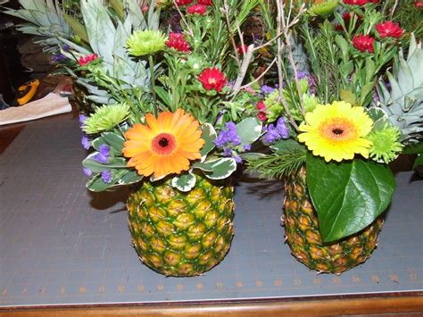 flower arrangement pictures with theme carribean themed centerpiece trust all went well for the