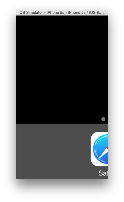 xcode layout for different screen sizes ios simulator drawing too big not a window scale issue