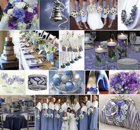 picking wedding colors periwinkle silver http www marketplaceweddings