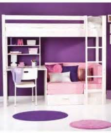 loft bed with desk futon for the home