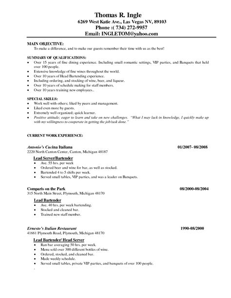doc 600849 gallery of exle of a resume for a fast food cashier resume bizdoska