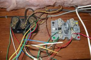 how to organize an telephone home wiring block