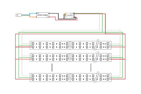 led wiring diagram 24 wiring diagram images