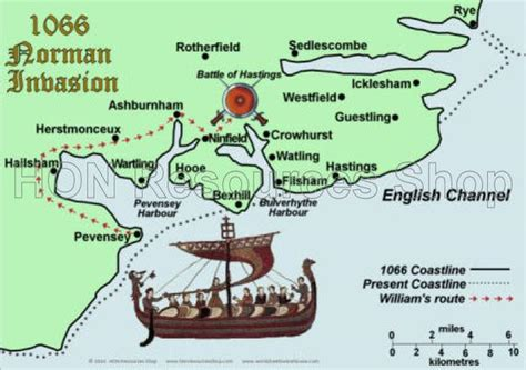 1066 invader was britain s wealthiest in history daily mail 1066 norman map history poster by honresourcesshop