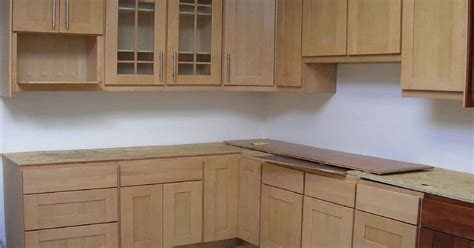 kitchen cabinets wood types picking the right wood species for your cabinet doors