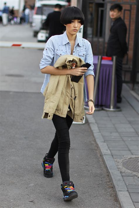 hear fashen style 2014 chinese street fashion 2014 www pixshark com images