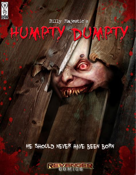 shattered ornaments a horror tale books solicitations humpty dumpty horror book arrives for