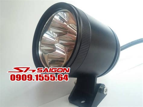 Lu Led Motor Nouvo 苣 232 n led pha l4 si 234 u s 225 ng cao c蘯 p cho xe sh exciter