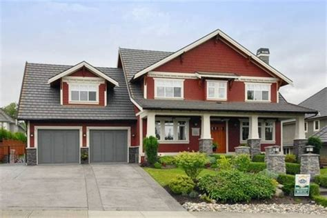 Garage Sale Surrey Bc by Craftsman Style Houses Tour Custom Built