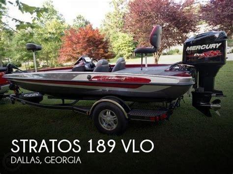 boats for sale in dallas area canceled stratos 189 vlo boat in dallas ga 081273