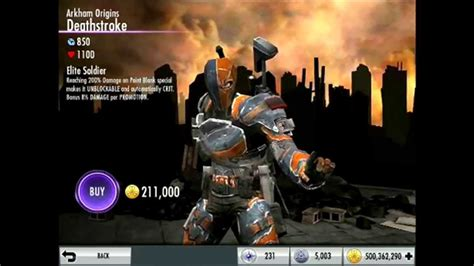 injustice challenge characters ao deathstroke upcoming challenge character review