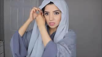 simple niqab tutorial dailymotion simple niqab tutorial saimascorner youtube