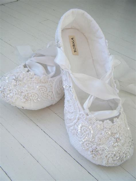 wedding shoes ballet flats bridal shoes flats wedding ballet shoes white