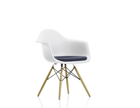 fauteuil daw vitra vitra eames plastic armchair daw em kantoorinrichting