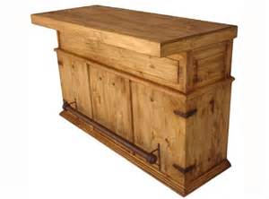 Diy Kitchen Island Plans rustic wood bar rustic bar wood bar