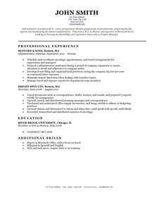 Chicago Resume Template by Expert Preferred Resume Templates Resume Genius