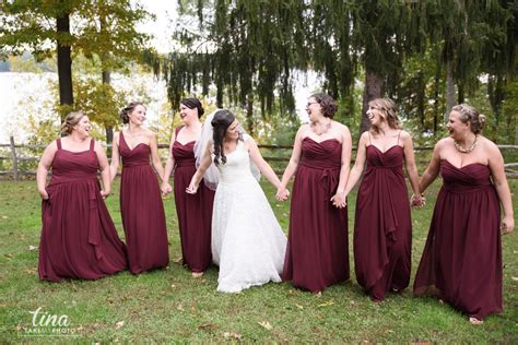 Wedding Dress Maroon by Image Gallery Maroon Wedding