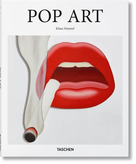 libro pop painting inspiration and pop art serie menor arte libros taschen