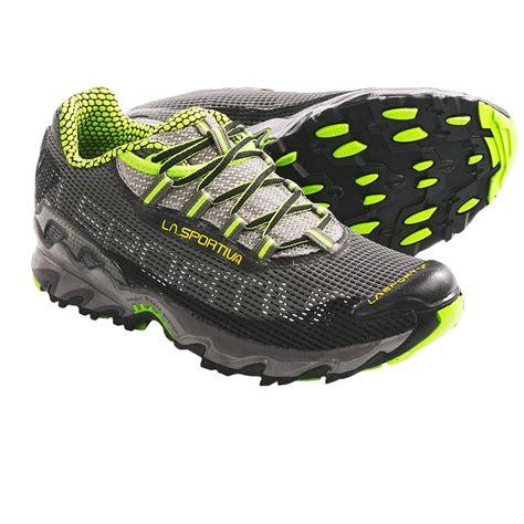 la sportiva wildcat trail running shoes mens la sportiva wildcat trail running shoes for save 31