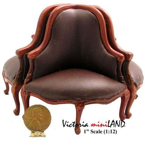 triangle sofa 4 triangle sofa love seat for 1 12 scale dollhouse