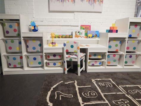 ikea toy storage hacks fresh coat of paint ikea hack trofast storage system