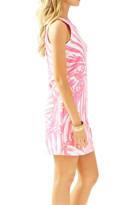 lilly pulitzer callie shift dress from sandestin golf and