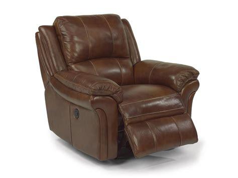 flexsteel recliner flexsteel 1351 50p leather power recliner interiors