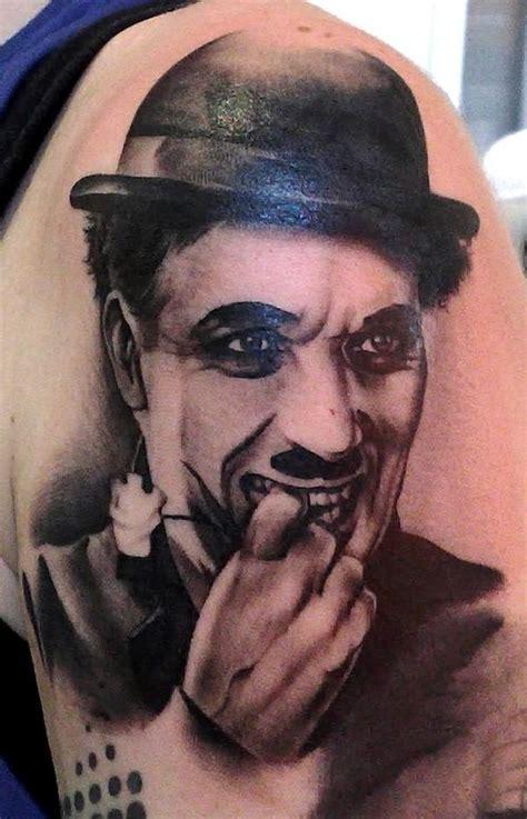 charlie tattoo designs chaplin matteo pasqualin tattoos