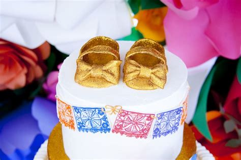 Mexican Food Ideas For Baby Shower by Colorful Mexican Themed Baby Shower With Lots Of Really