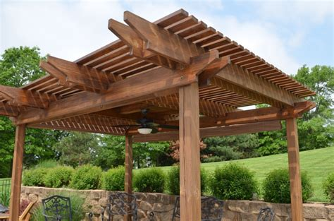 covered pergola plans 12x18 outside patio wood design outdoor patio wooden brown pergola design in patio