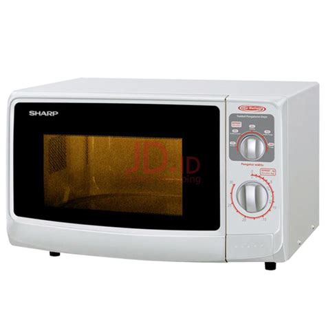 Microwave Sharp R222y Jual Sharp Microwave R222y White Jd Id