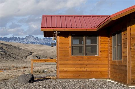A River Runs Through It Cabin by Dubois Vacation Rental Vrbo 470741 2 Br Wy Cabin