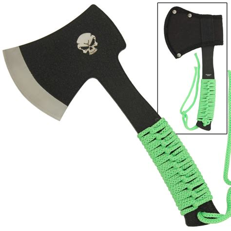survival axe killer tang survival axe