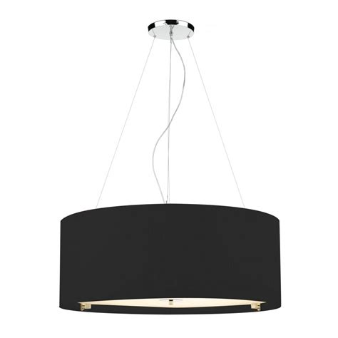 Black Ceiling Light Shade by Zar0622 Zaragoza 6 Light Pendant Black Shade
