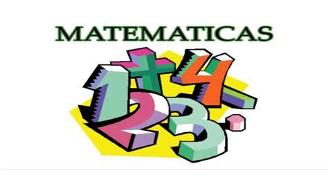 imagenes en matematicas intro del canal mathematicos matem 225 ticas f 225 cil 2017