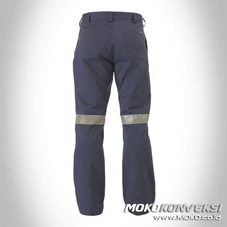 Safety Wearpack Baju Celana Kerja Twbc celana safety scotlight belakang konveksi semarang moko